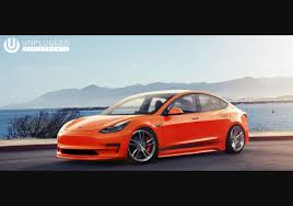 tesla model 3 tuning program confirmed by unplugged performance