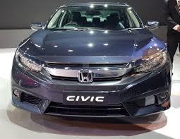 10th generation honda civic sedan for india revealed at auto expo 2018