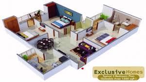 3 Bedroom Cabin Plans 1000 Sq Ft House Plans 3 Bedroom 3d House Floor Plans