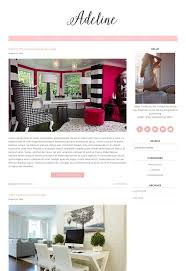 39 best blogger and wordpress templates images on pinterest