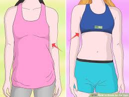 3 ways to dress for the gym wikihow