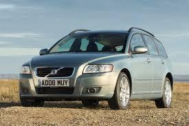 volvo v50 sportwagon model year 2009 volvo car uk media newsroom