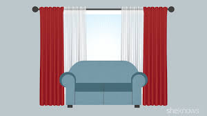 infographic the best window treatments for each room in your home