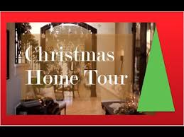 How To Decorate Your Home For Christmas Inside Christmas Decorating Ideas Home Tour Winter Wonderland Youtube