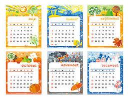 kevin clontz monthly calendar template