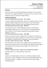 Resume Template Open Office Open Office Resume Builder U2013 Template Design