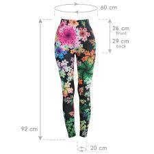 eye pattern tights 3d printed flower eye leggings yoga pants workout pants got