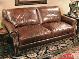 leather sofa with nailheads 64 best leather sofas chairs u0026 sectionals images on pinterest