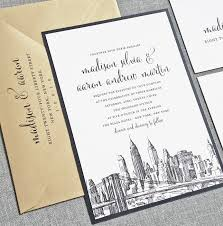 wedding invitations new york wedding invitation design los angeles new york