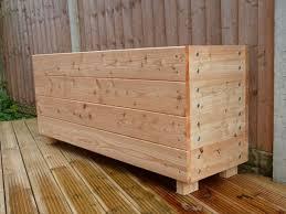 best 25 large wooden planters ideas on pinterest wooden garden