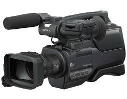 Kamera Sony Hdv Sony Hvr Hd1000u Minidv 1080i High Definition Camcorder