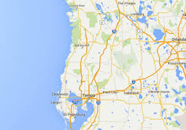Panhandle Florida Map by Maps Of Florida Orlando Tampa Miami Keys And More