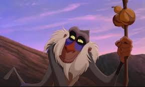 monkey celebration disney primates