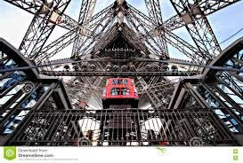 eiffel tower interior inside eiffel tower stock photos download 207 images