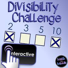 improving number sense with the divisibility rules math in the