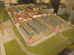 fishbourne roman palace floor plan housesteads roman fort wikipedia