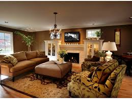 Earth Tone Colors For Living Room Sensational Brown Living Room Walls Living Room Industrial