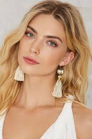 earrings trends 23 most breathtaking jewelry trends in 2017 tassels plays and