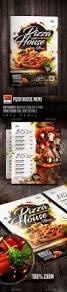 74 best pizza poster images on pinterest menu design flyer