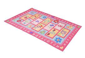 Kids Pink Rugs by Good Mbigm Fashion Hopscotch Kids Carpet Bedroom Sweet Pink Rug