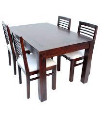 dining table set 4 seater marwar stores 4 seater dining table set buy marwar stores 4 seater