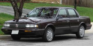 1992 oldsmobile cutlass ciera information and photos zombiedrive