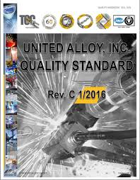 quality assurance united alloy inc
