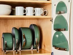 kitchen cupboard storage pans 11 best kitchen storage ideas clever kitchen organization tips