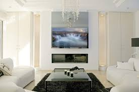 Living Room Mirror by The Recessed Mirror Tv U2014 Luxury Lifestyle London