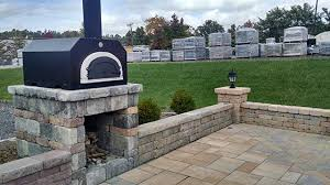 Belgard Fire Pit by Outdoor Fire Pits And Fireplaces Fairfax Va 703 339 8095 For