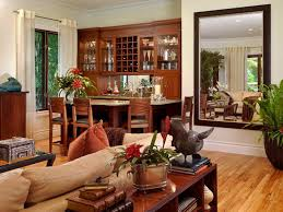 Decorative Living Room Mirrors by Living Room Beautiful Interior Living Room With Wooden Floor And