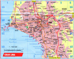 Las Vegas Neighborhood Map by Map Of Lima Peru Free Printable Maps
