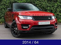 land rover range rover sport used land rover range rover sport suv 3 0 sd v6 hse dynamic 4x4