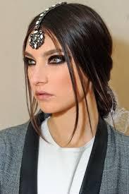 chanel haircuts new years eve 2012 hairstyle trends updos ponytails chignons