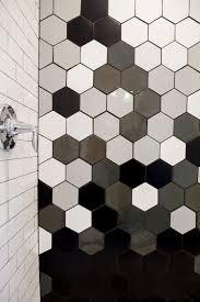 5 ways to use black and white tile mercury mosaics