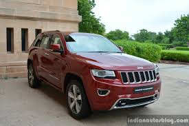 jeep india jeep grand cherokee grand cherokee srt launched in india