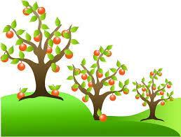 fruit tree garden layout fruit garden cliparts free download clip art free clip art
