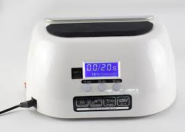 365 405nm fast drying led gel nail lamp automatic hand sensor