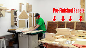 Cabinet Door Plans Woodworking Making Tongue And Groove Cabinet Doors With A Table Saw Jays
