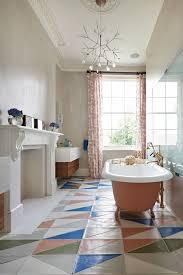 bathroom tiling ideas uk coloured tiles and matching bath bathroom design ideas