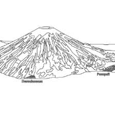 flood coloring pages top 10 free printable volcano coloring pages online