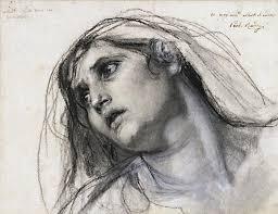 old master drawings wetcanvas baudry paul study for virgin