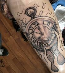 clock tattoos meanings pictures designs and ideas tatring