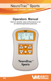 neurotrac sports user manual