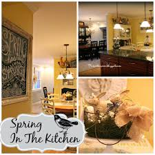 Home Remodeling Design March 2014 by Priscillas Spring In The Kitchen