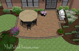 Simple Patio Design Creative And Simple Patio Design Downloadable Plan
