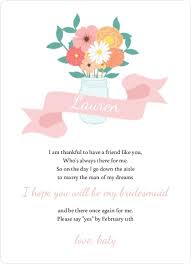 asking bridesmaids poems will you be my bridesmaid ideas will you be my bridesmaid wording