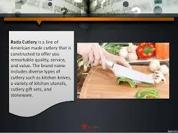 rada kitchen knives rada cutlery reviews