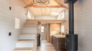 Small Home Design Ideas Tiny House On Wheels Off Grid 6 Solar Panels Beautiful Custom