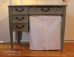 vintage singer sewing cabinet